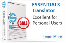 What is Translation Software