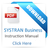 Systran Business PDF Manual