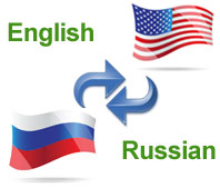 Russian and English language