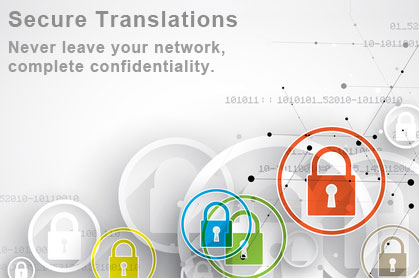 Secure Translations