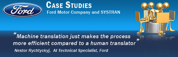 Case Study Ford - Systran