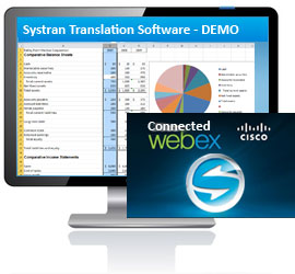 Systran Live Webex