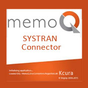 SYSTRAN Memoq Connector
