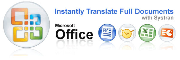 Microsoft Office Translation