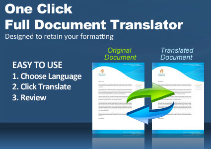 Document Translation for Professionals