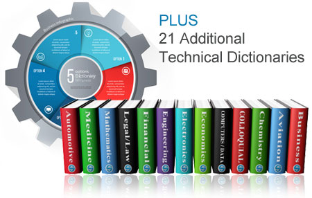 Technical Bilingual Dictionaries