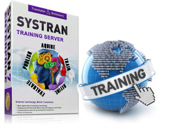 Statistical Translation Training Server