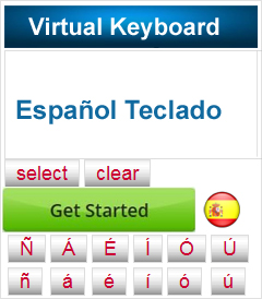 Type Spanish Accents  Keyboard