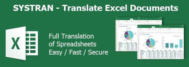 How to Translate Excel Documents