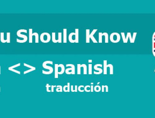 What you should know about Translating English to Spanish