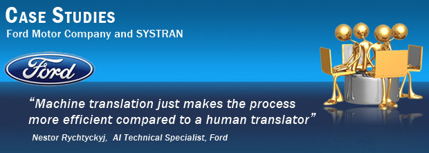 Ford and Systran