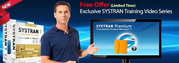 Free Systran Software Training