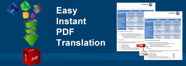 Translate PDF Files