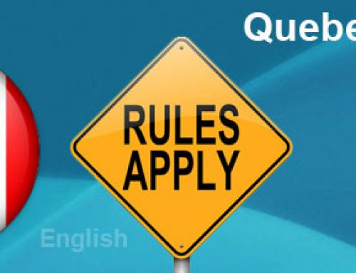 What you should know about language regulations in Quebec, Canada