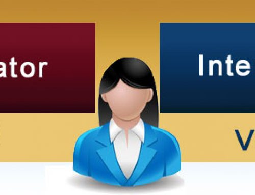 What's the difference between a Translator and an Interpreter?
